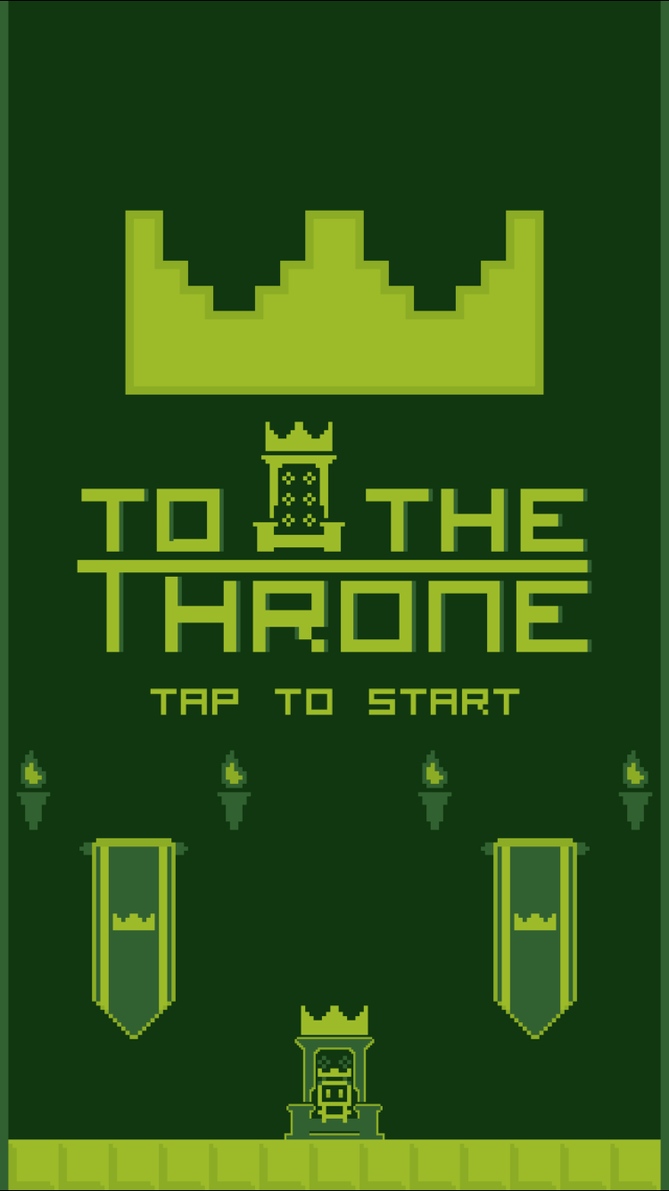 To The Throne